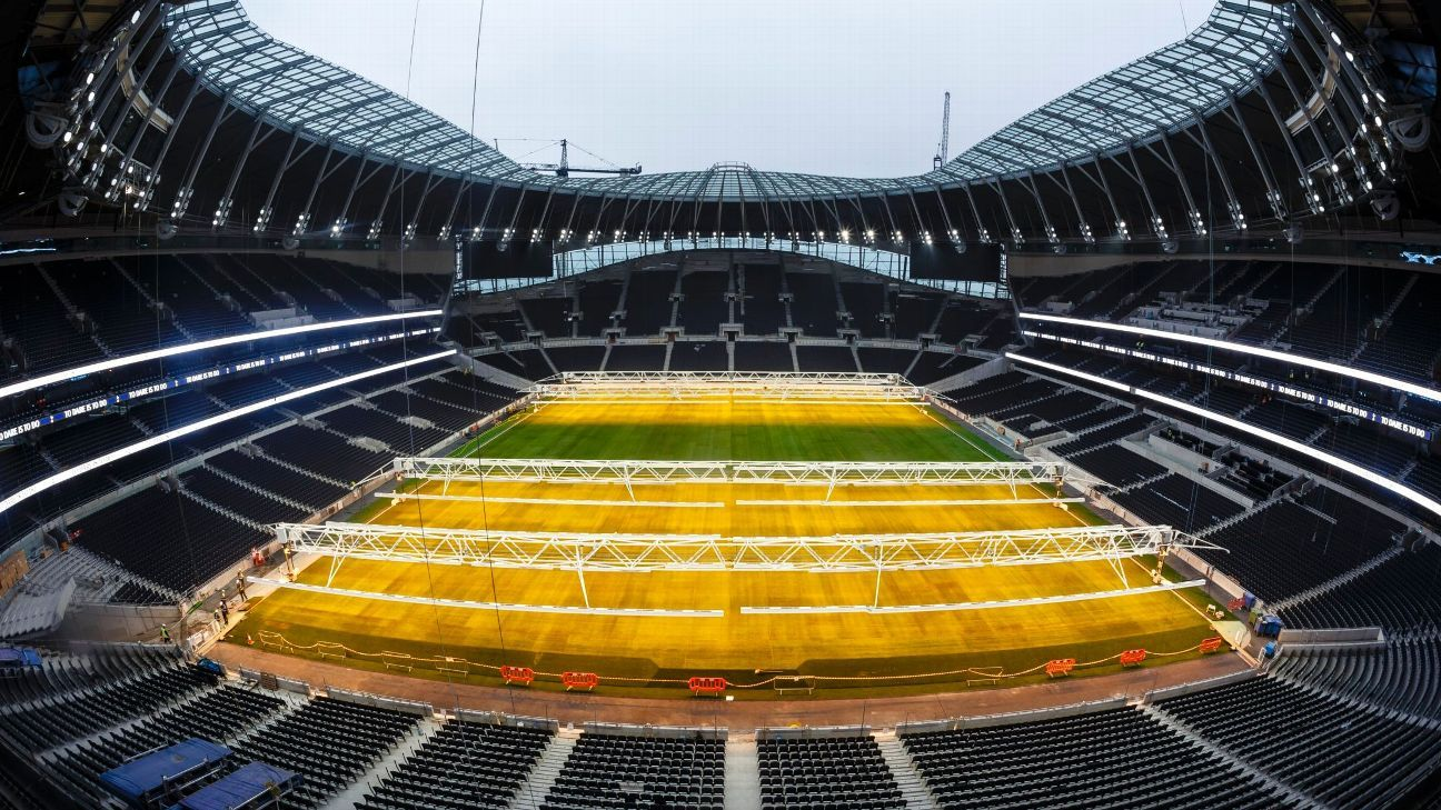 Tottenham warned of complaints from the & # 39; Champions League & # 39; stadium following Arsenal fans' complaint - ESPN (blog)
