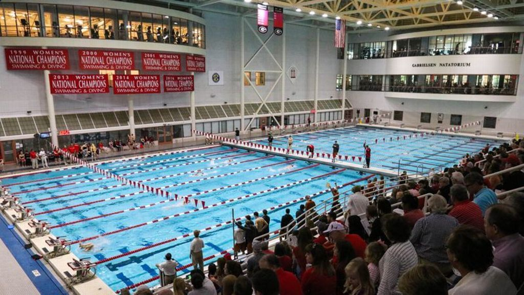 2019 SEC Swimming and Diving Championships Central