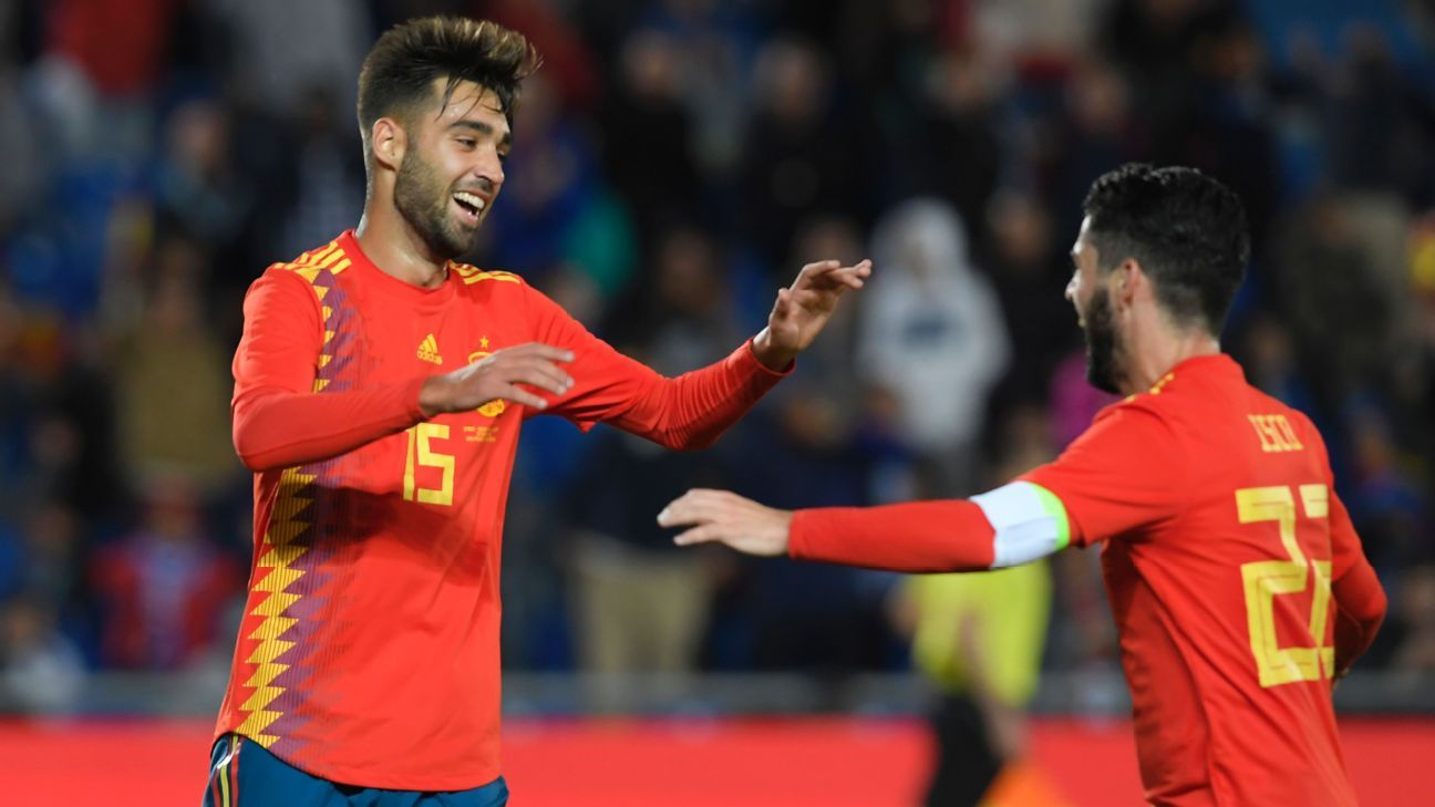 Spain vs. Spain Bosnia and Herzegovina - Football Match Report - 18 November 2018