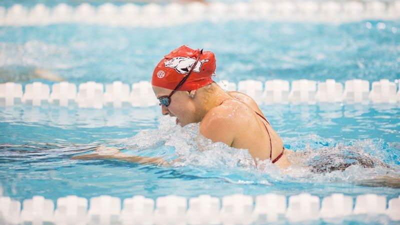 Swimming and Diving Athletes of the Week