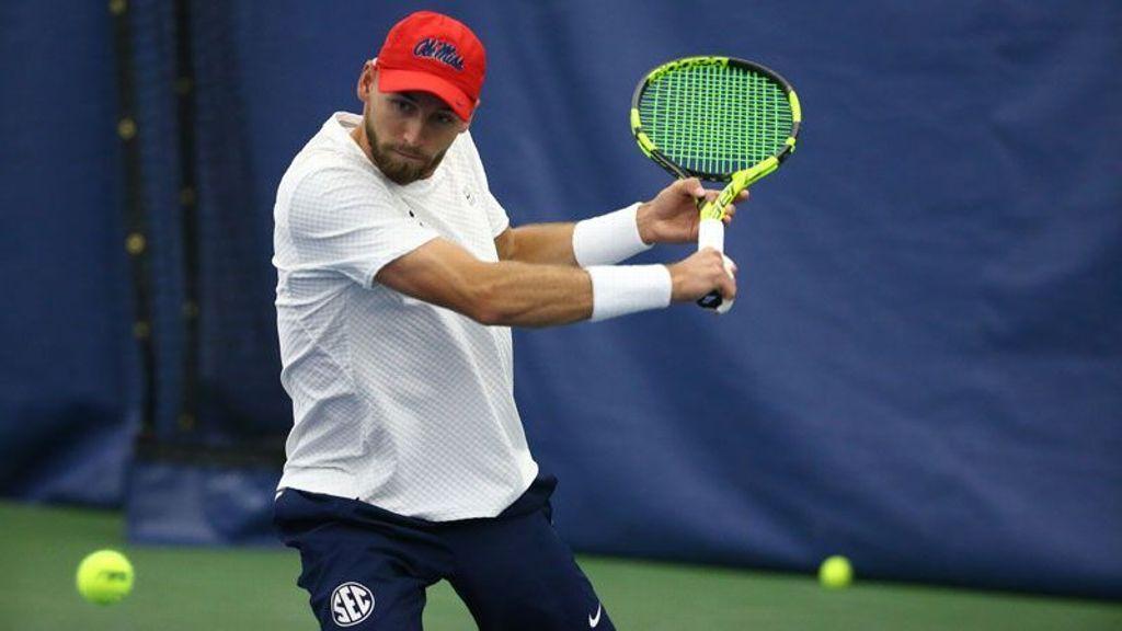 Week 2: Men's Tennis Weekly Honors