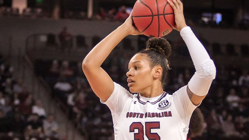 No. 11 South Carolina powers past Florida
