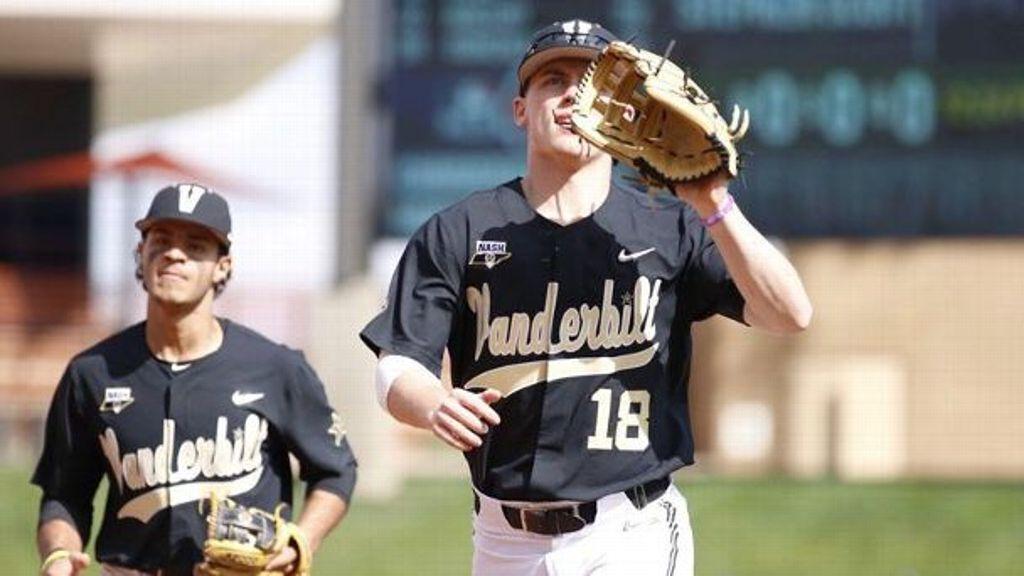 No. 2 Vanderbilt falls to No. 17 TCU