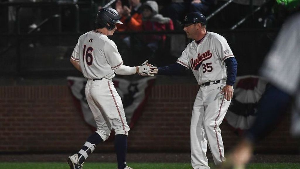 No. 20 Tigers win in extra innings