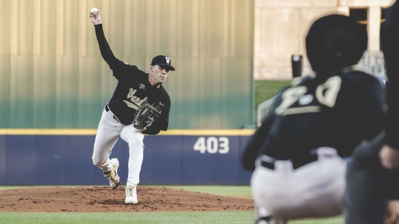 No. 6 Vanderbilt bounces back vs. Belmont
