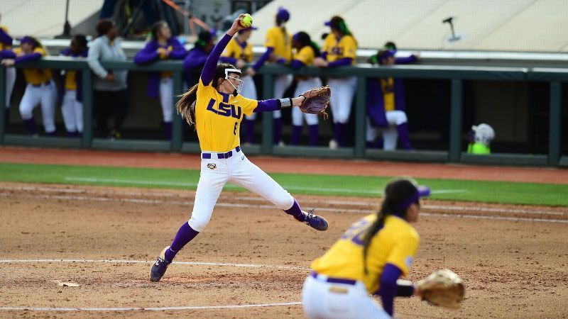 No. 6 LSU completes SEC series sweep