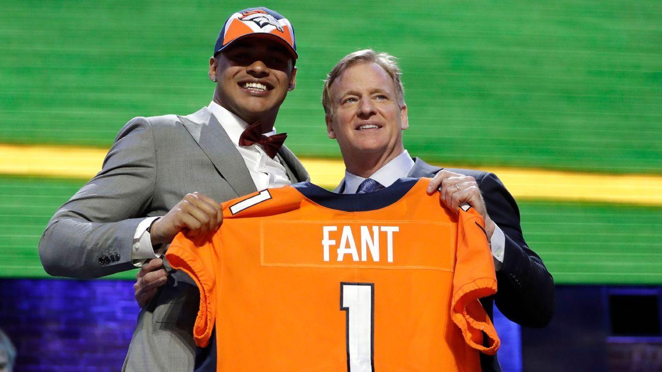 Noah Fant, TE, Denver Broncos