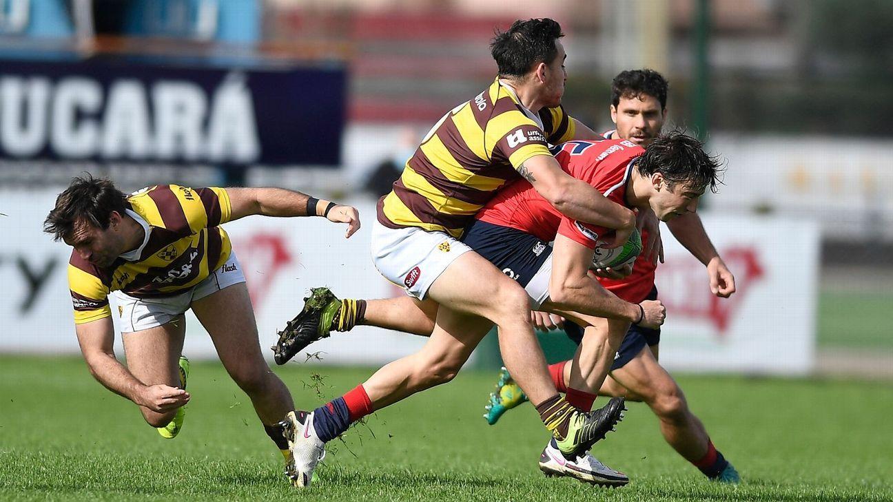 Belgrano derrotó a Pucará 21 a 8 en el URBA Top 12