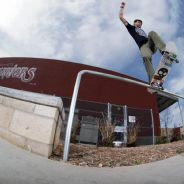 Chris Cole, B/S tailslide