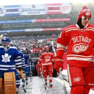 Winter Classic -- Michigan Stadium