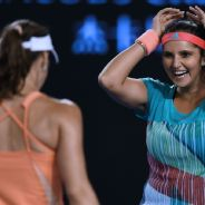 Sania-Hingis win the Australia Open