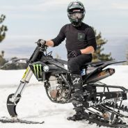 Welcome to the Jackson Strong Snow Bike Project