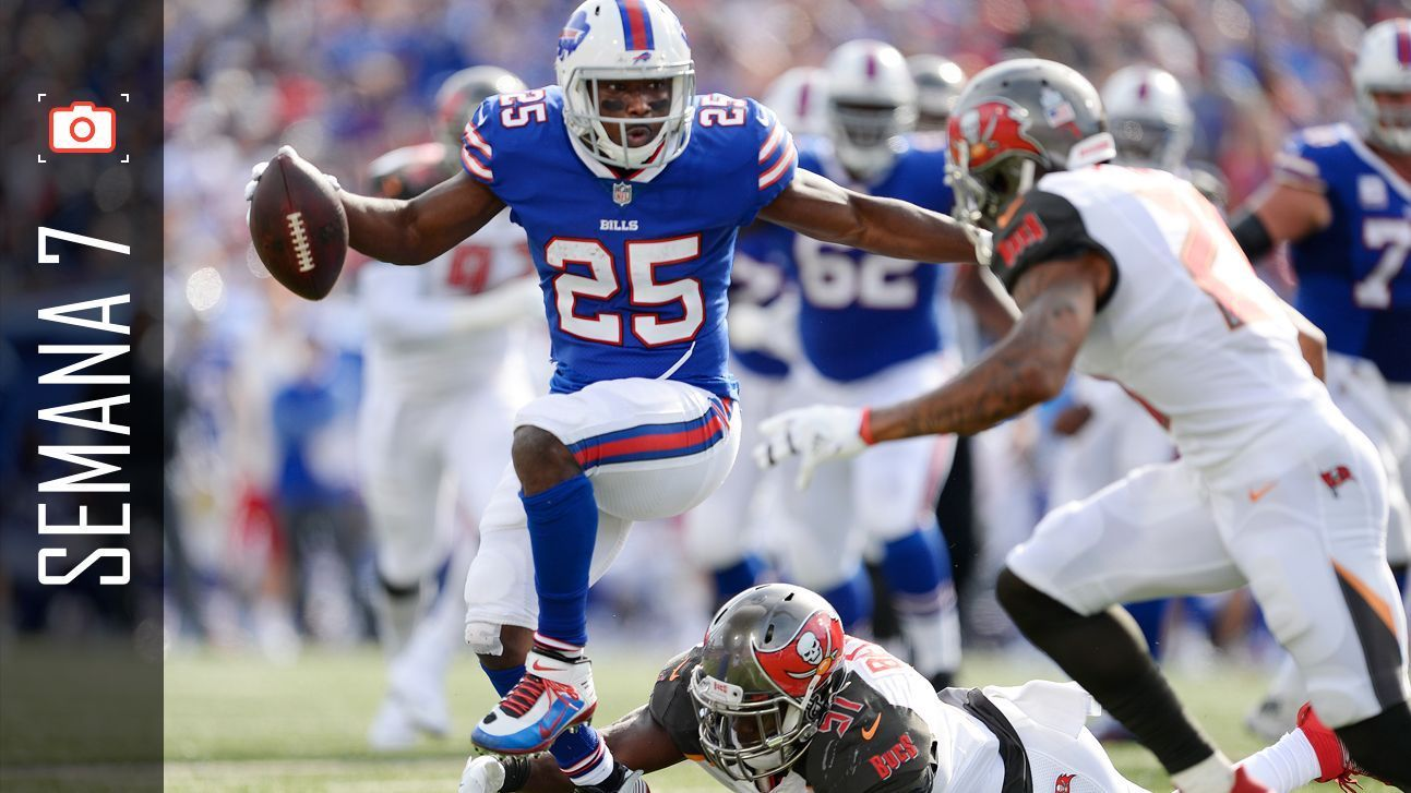 LeSean McCoy, RB, Buffalo Bills