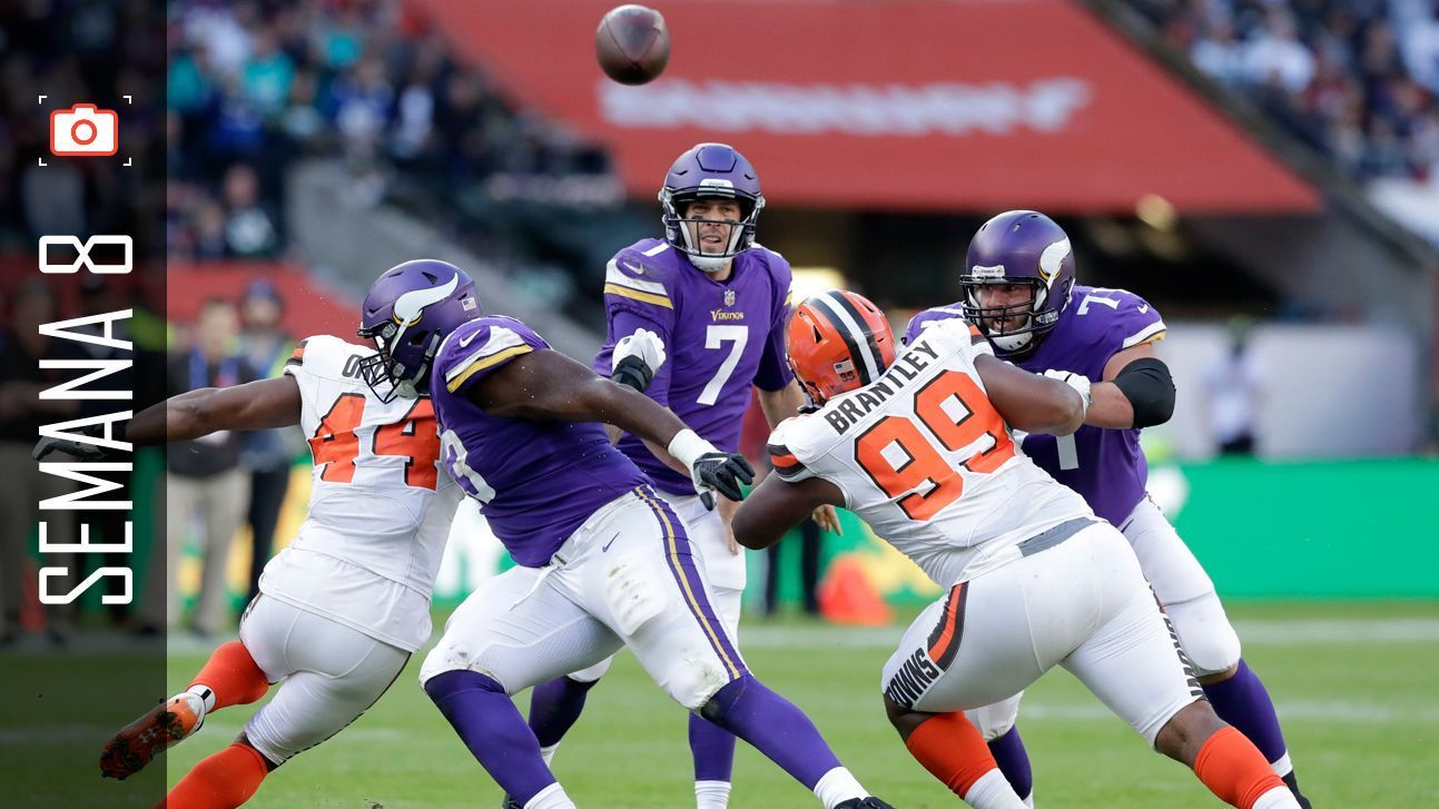Case Keenum, QB, Minnesota Vikings