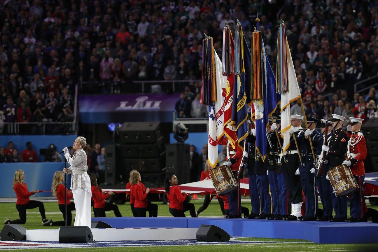 Ceremonia del Himno Nacional