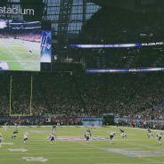 Así inició el Super Bowl LII