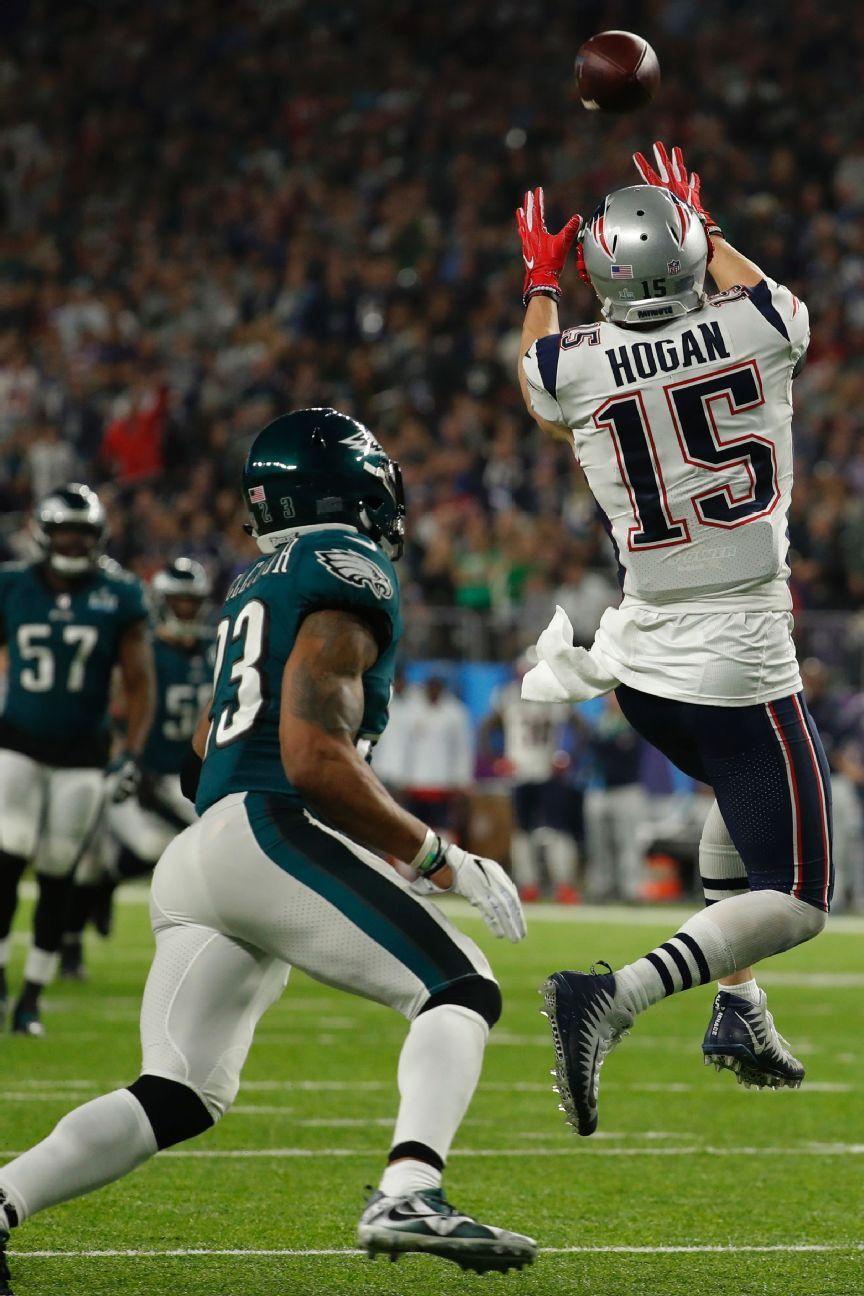 Chris Hogan, WR, New England Patriots