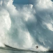Nathan Florence, Jaws, Hawaii
