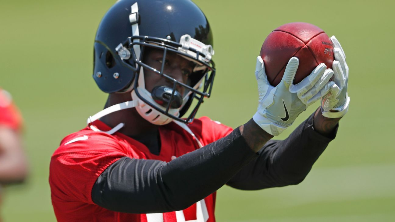 Calvin Ridley, Atlanta Falcons
