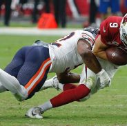 Chicago Bears 16-14 Arizona Cardinals