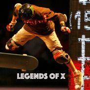 X Games Sydney: Legends of X