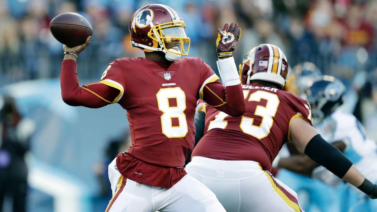 Josh Johnson, QB, Washington Redskins