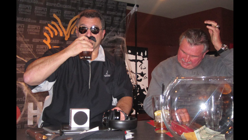 ESPN Chicago: Ditkaween 2012