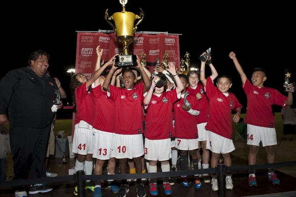 2012 Copa ESPN