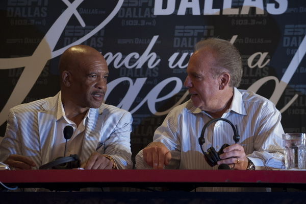 Lunch with a Legend - Roger Staubach & Drew Pearson