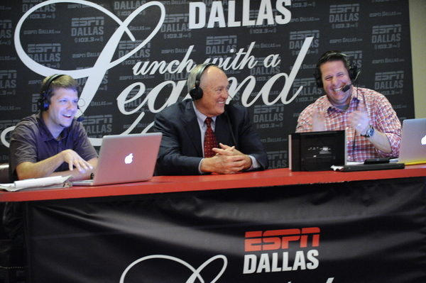 Lunch with a Legend - Nolan Ryan