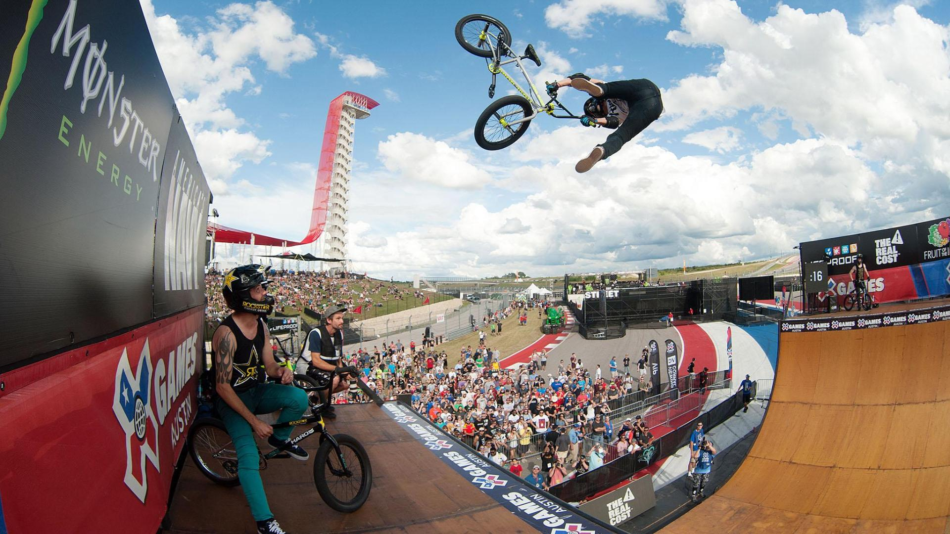 Jamie Bestwick's official X Games athlete biography X Games Bmx Wallpaper