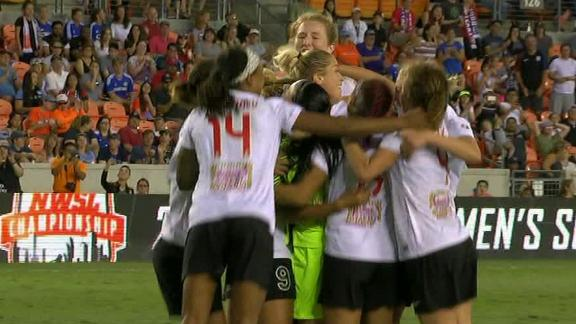 Western NY Flash beat Spirit on penalties for the NWSL title