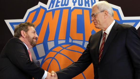 James Dolan Madison Square Garden Security Chief Fired Charles Oakley Banned