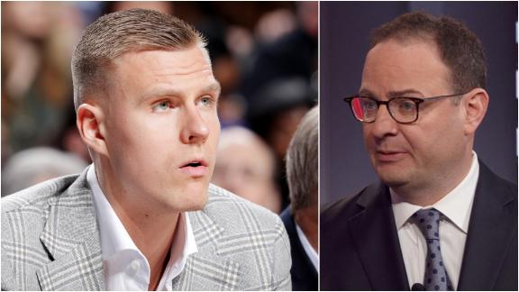 Knicks Were Contacted By Kristaps Porzingis' Accuser To 'Mediate In Private'