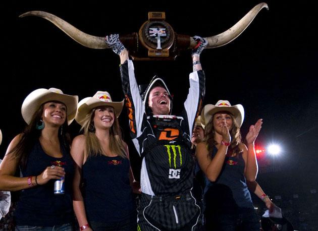 Nate Adams owned Texas tonight.