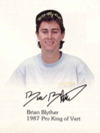 Blyther as featured in an Odyssey ad from the '80s.