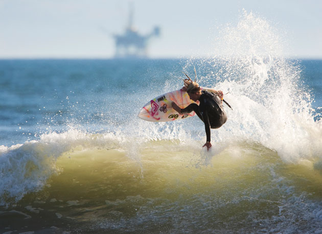 Lakey Peterson's surfing has grown in leaps and bounds recently, which is perfect timing as she flies into New Zealand for the ISA World Junior Surfing Championships.