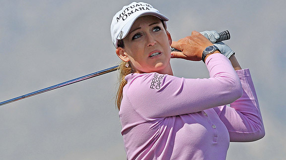 In eight tournaments this year, Cristie Kerr has five top-10 finishes.