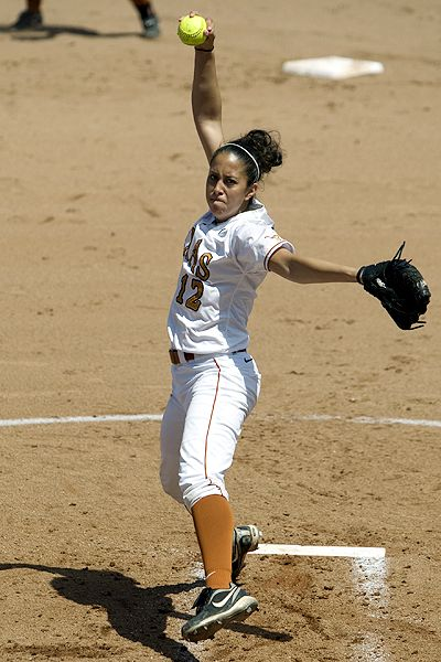 Texas pitcher Blaire Luna brings a 26-5 record with a 1.19 ERA to the Austin regional, where the No. 4 Longhorns are favored to win at home.