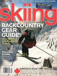 Skiing Magazine has been through several iterations, but whittling the operation down just two issues per year signals a major shift.