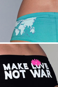 Panties with purpose.