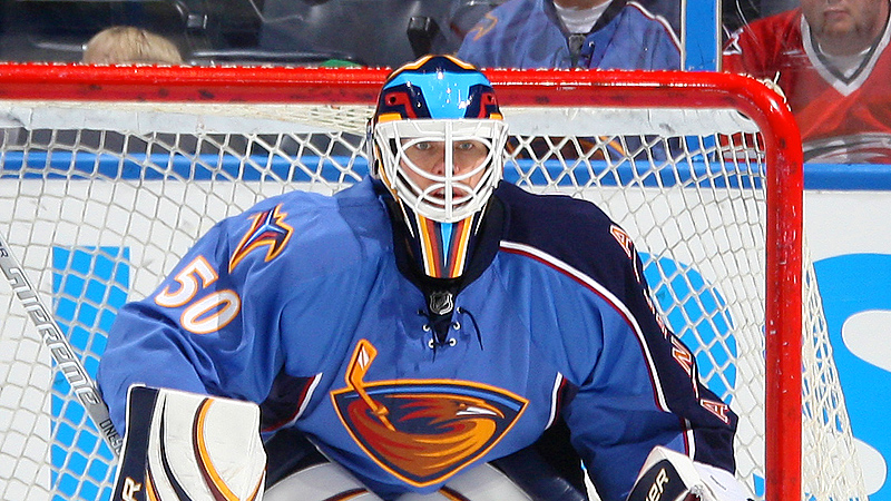Chris Mason, Atlanta Thrashers