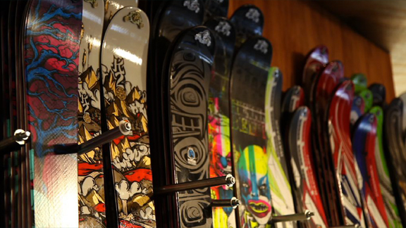 This year's new powder skis: Should you be worried about the skis tweaking your knee? Probably not.