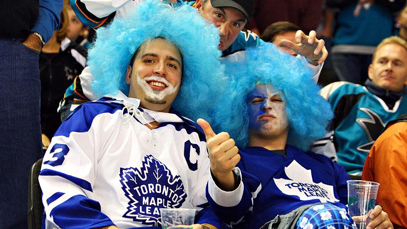 Maple Leaf Fans