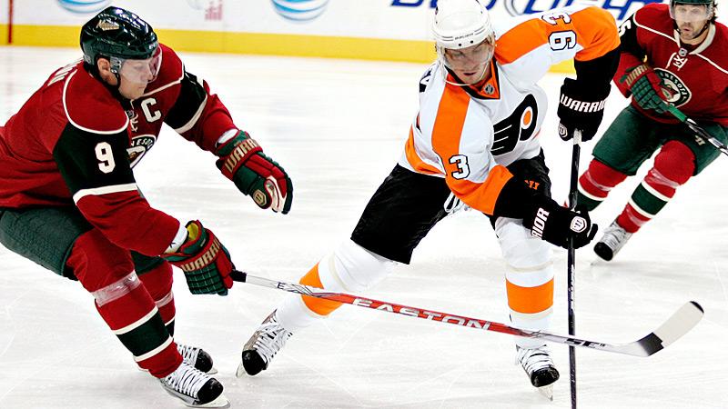 Nikolai Zherdev, Philadelphia Flyers