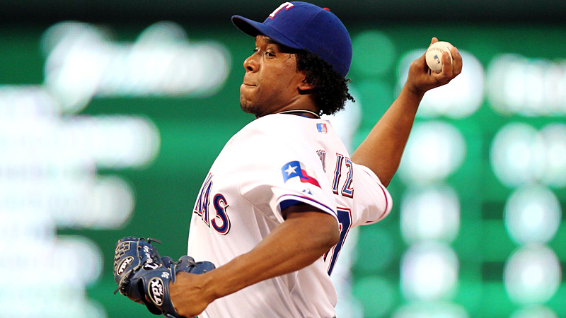 Best fastball - Neftali Feliz