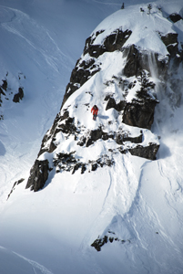 Kaj Zackrisson recently announced his retirement from the Freeride World Tour.