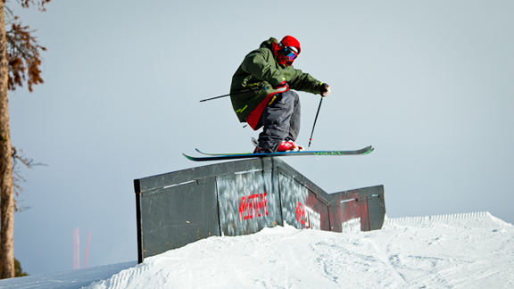 Ahmet Dadali at Keystone recently.