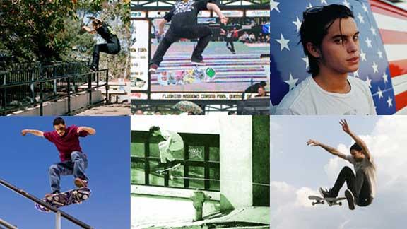 The 2010 memorable moments in skateboarding