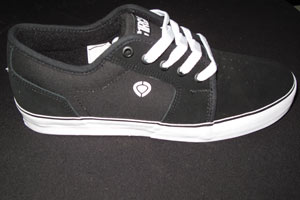 Peter Ramondetta's new pro shoe for C1rca looks like it'd skate great straight out the box.